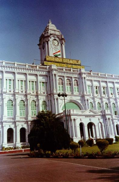 Peninsular India: Chennai / Madras 2: British Public Buildings picture 32