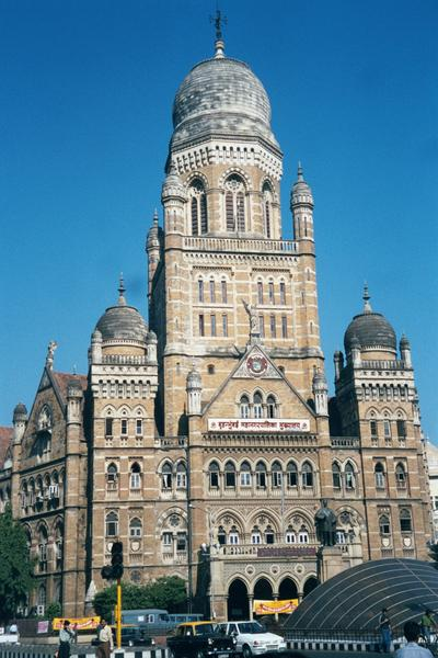 Peninsular India: Mumbai / Bombay: The VT and Taj Mahal Hotel picture 13