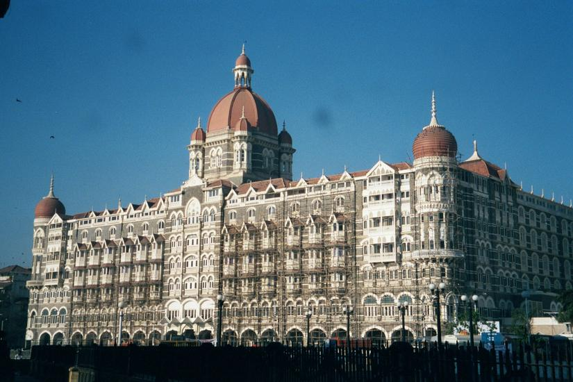 Peninsular India: Mumbai / Bombay: The VT and Taj Mahal Hotel picture 18