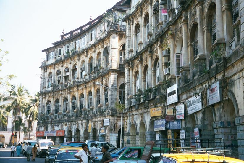Peninsular India: Mumbai / Bombay Classical Buildings picture 10