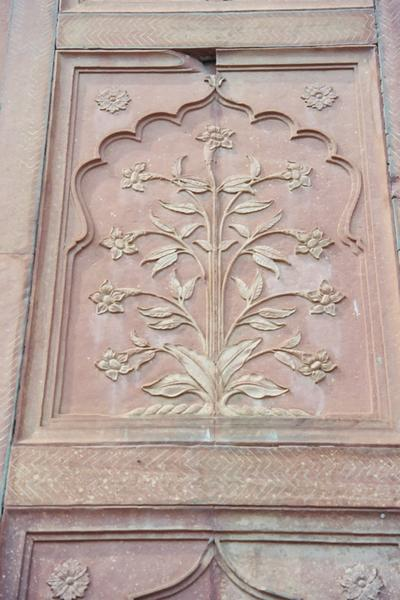 Northern India: Delhi's Red Fort picture 11