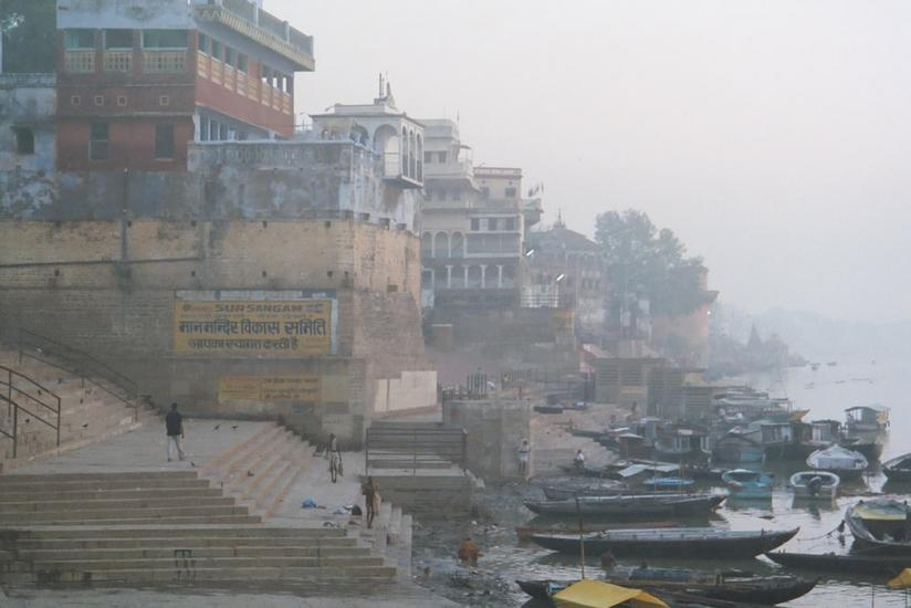 Northern India: Varanasi (Benares)