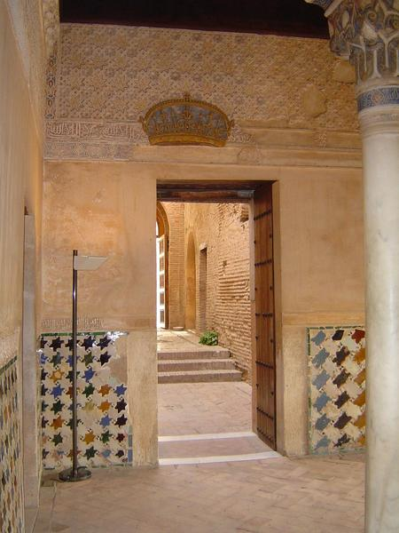 Spain: Granada: the Palaces of the Alhambra picture 7