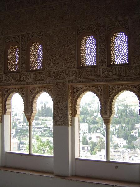 Spain: Granada: the Palaces of the Alhambra picture 5
