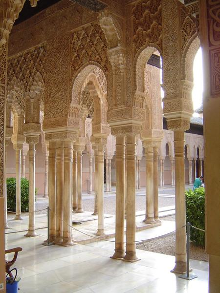 Spain: Granada: the Palaces of the Alhambra picture 19