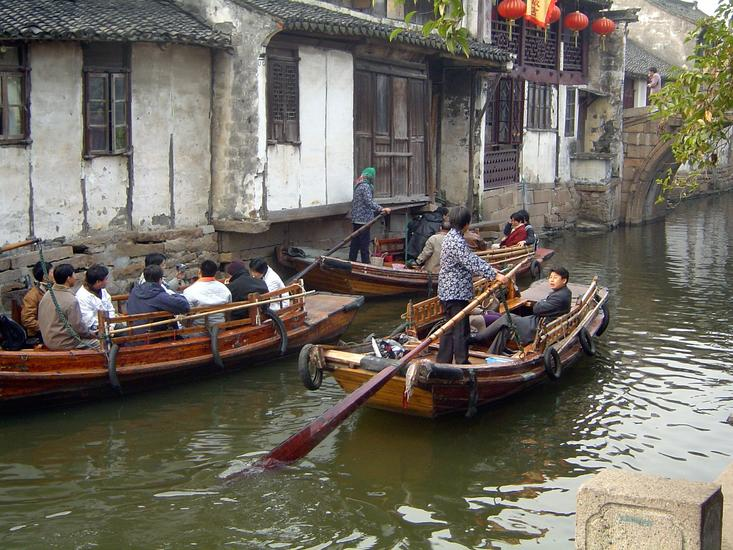 China: Zhouzhuang picture 16