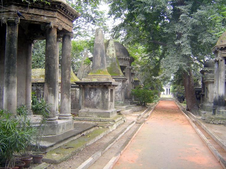 Northern India: Calcutta Monuments