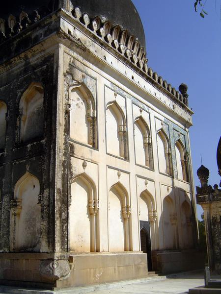 Peninsular India: Hyderabad: Qutb Shahi Tombs picture 5