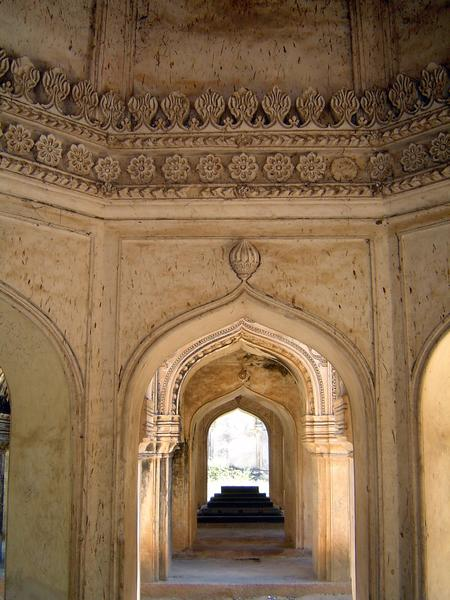 Peninsular India: Hyderabad: Qutb Shahi Tombs picture 17