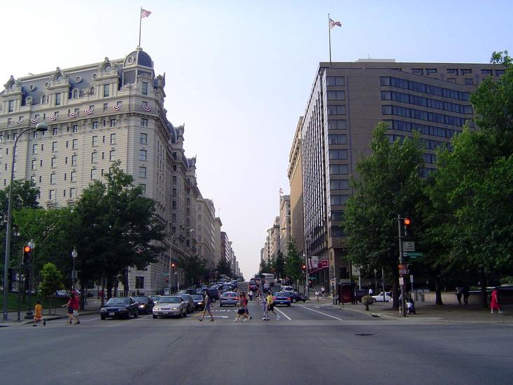 The Eastern United States: Washington, D.C.'s Height Limit picture 21