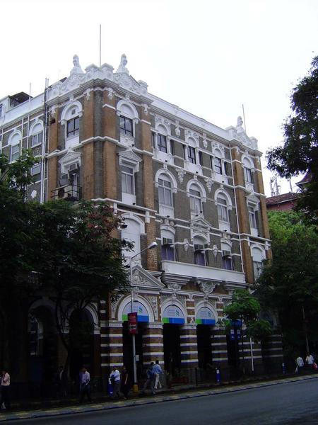Peninsular India: Mumbai / Bombay Classical Buildings picture 4