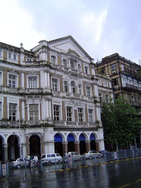 Peninsular India: Mumbai / Bombay Classical Buildings picture 5