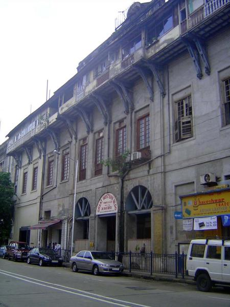 Peninsular India: Mumbai / Bombay Classical Buildings picture 1