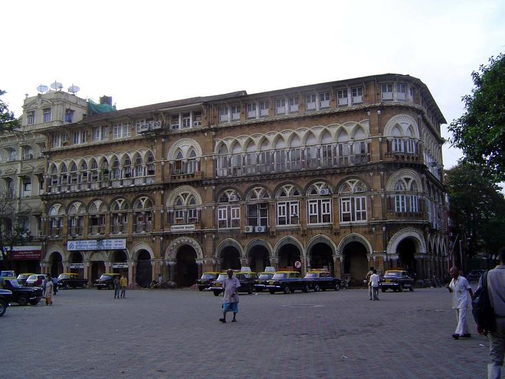 Peninsular India: Mumbai / Bombay Classical Buildings picture 7