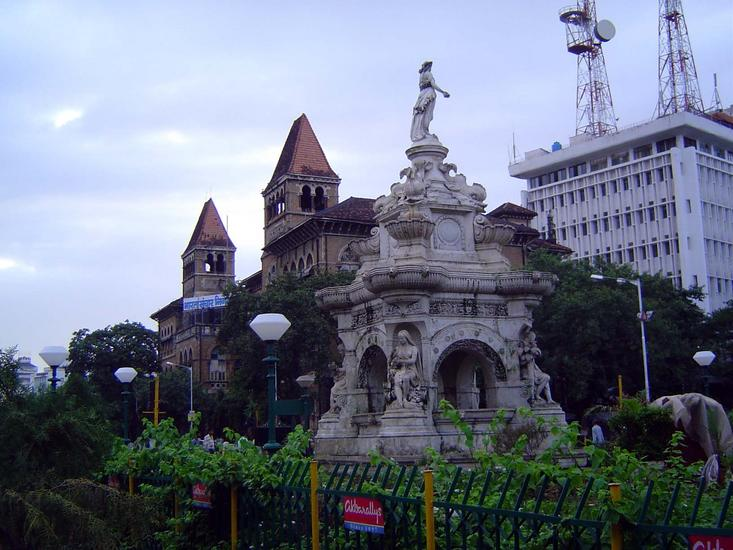 Peninsular India: Mumbai / Bombay Classical Buildings picture 13