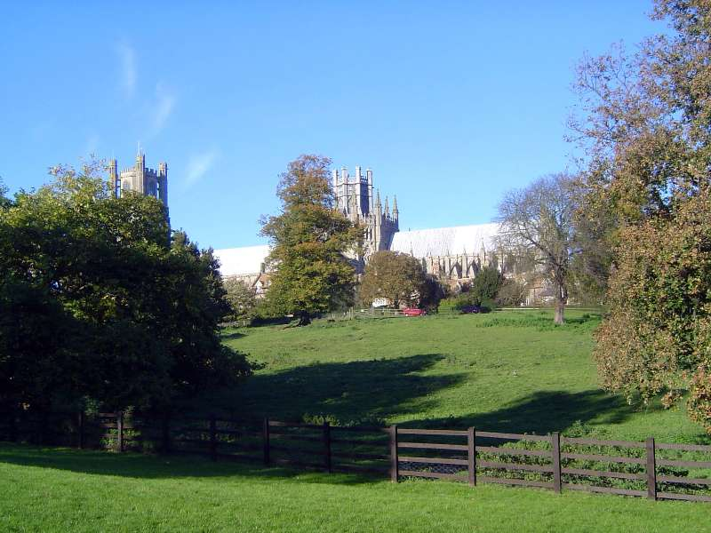 United Kingdom: Ely Cathedral and St. Andrew's, Isleham picture 1