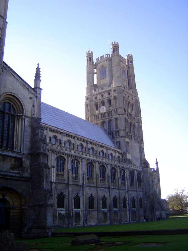 United Kingdom: Ely Cathedral and St. Andrew's, Isleham picture 4