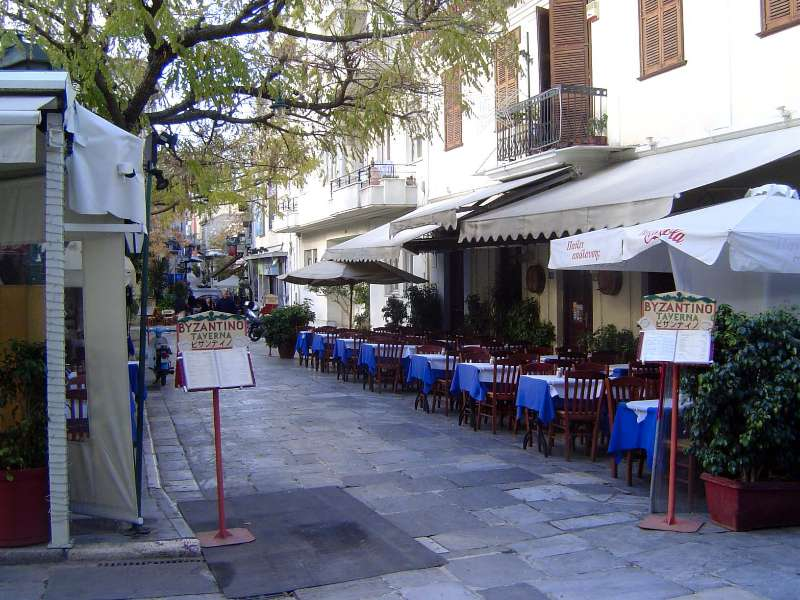 Greece: Modern Athens picture 12