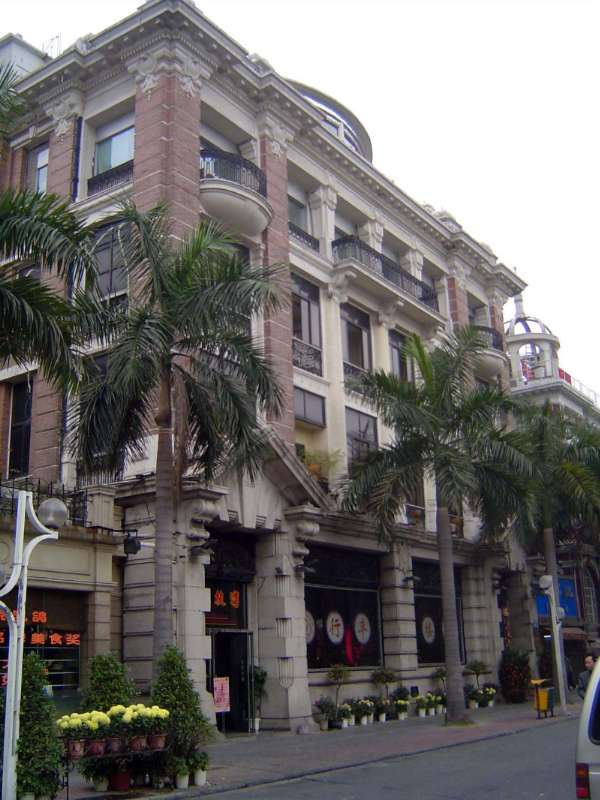 China: Guangzhou: Shamian picture 31