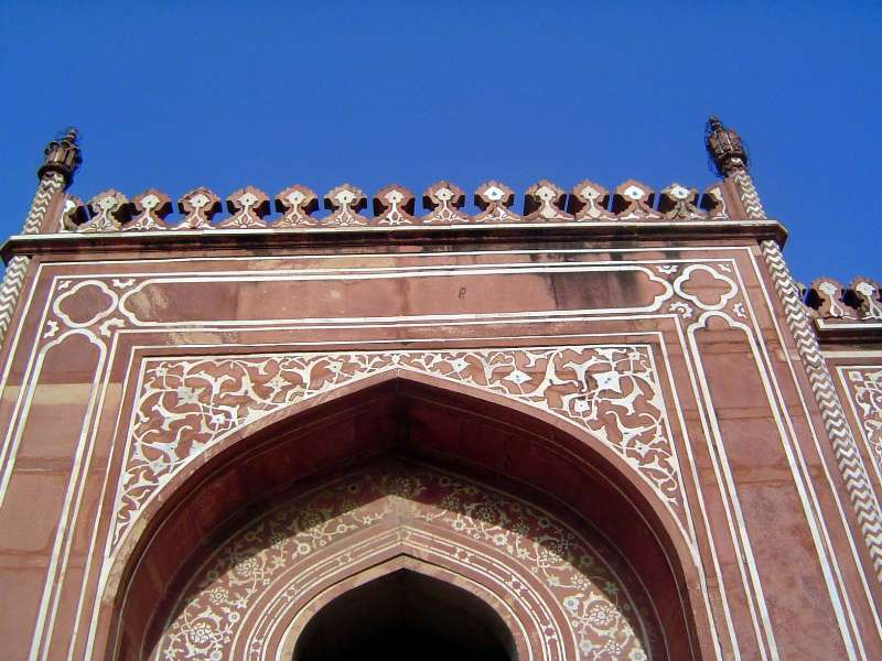 Northern India: Tomb of Itimad-ud-Daulah picture 2