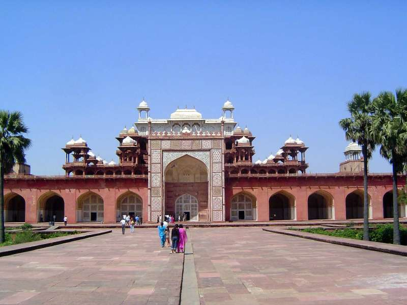 Northern India: Taj Mahal, Sikandra, and Fatehpur Sikri picture 6