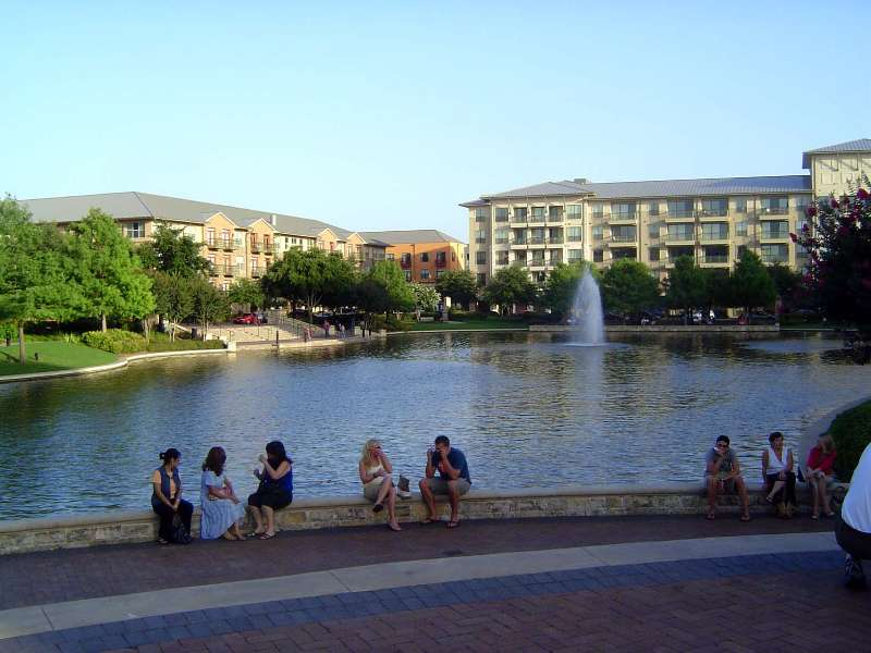 U.S.: West: Suburban New Urbanism in Dallas picture 23