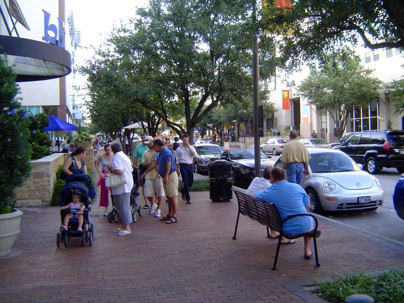 U.S.: West: Suburban New Urbanism in Dallas picture 24