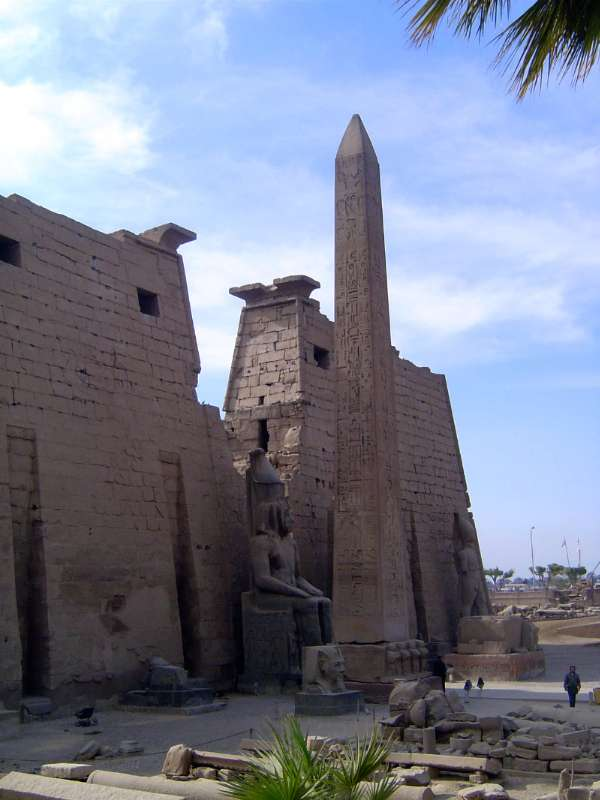 Egypt: Luxor Temple picture 2