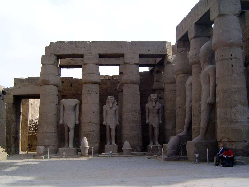 Egypt: Luxor Temple picture 8