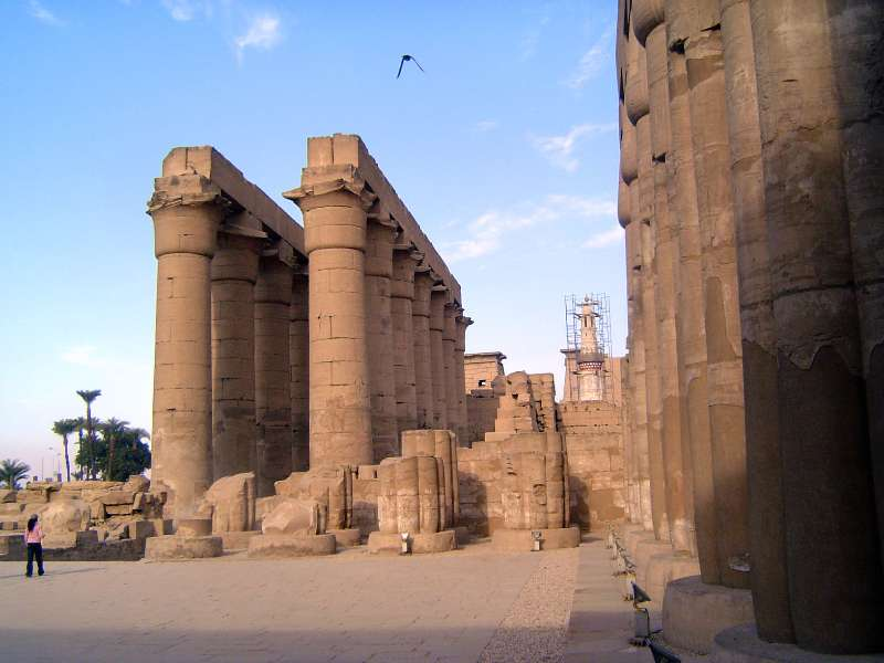 Egypt: Luxor Temple picture 19