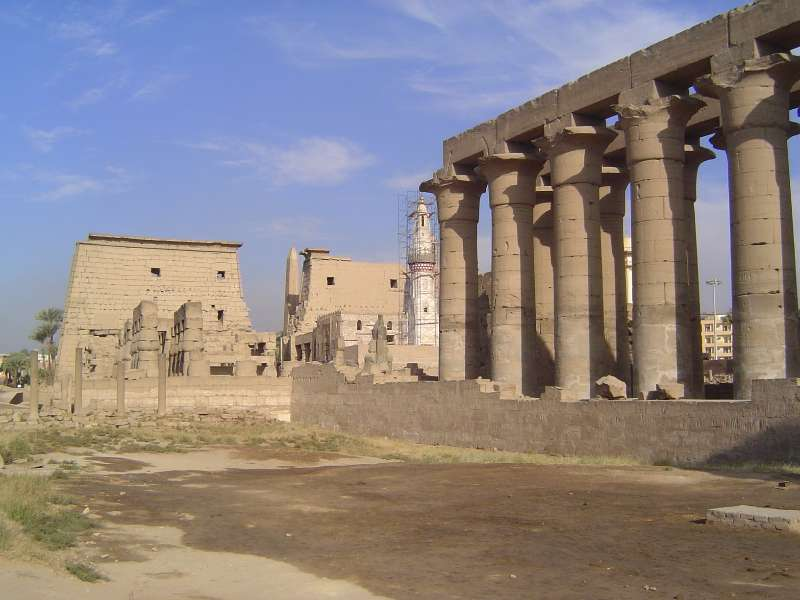 Egypt: Luxor Temple picture 17