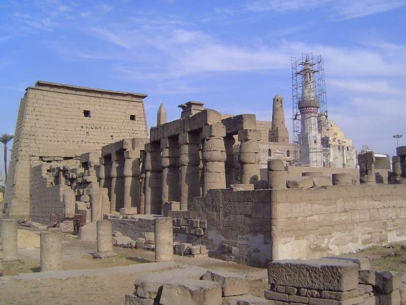 Egypt: Luxor Temple picture 18
