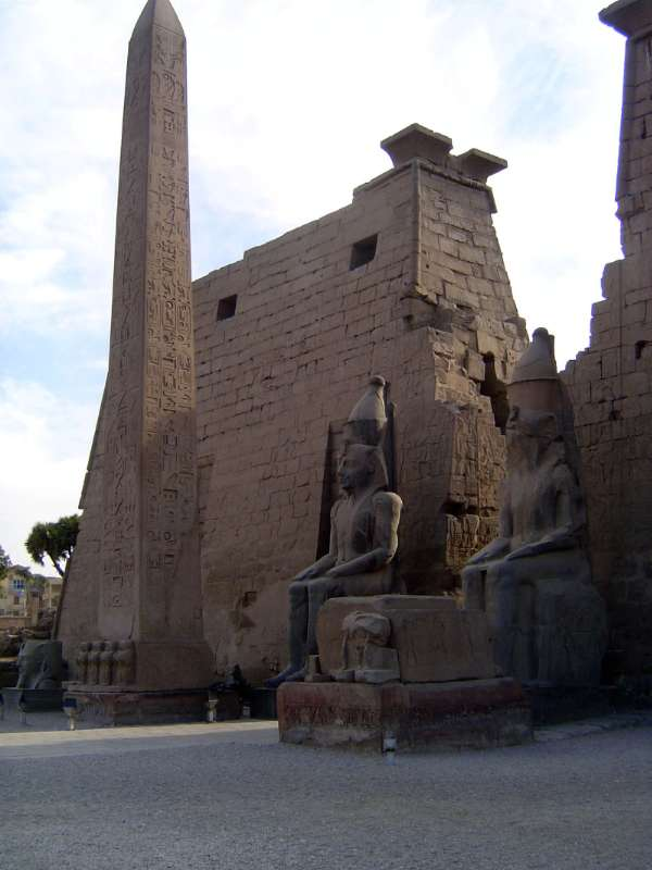 Egypt: Luxor Temple picture 4