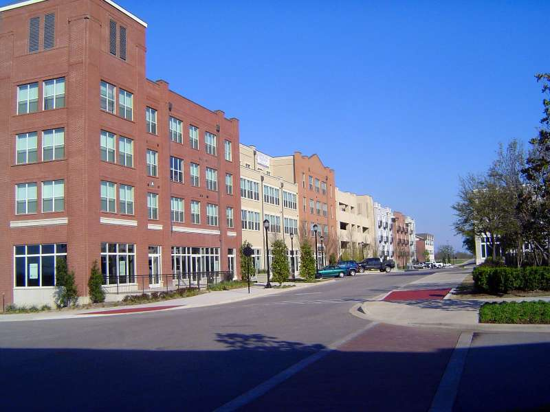 U.S.: West: Suburban New Urbanism in Dallas picture 33