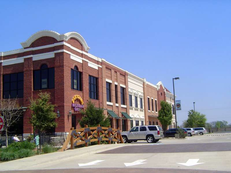 U.S.: West: Suburban New Urbanism in Dallas picture 52