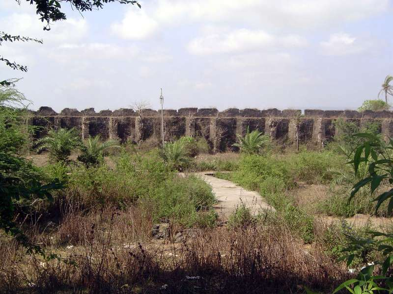 Peninsular India: Bassein Fort picture 5