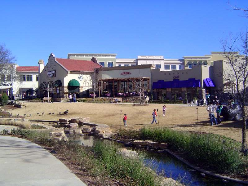 U.S.: West: Suburban New Urbanism in Dallas picture 39