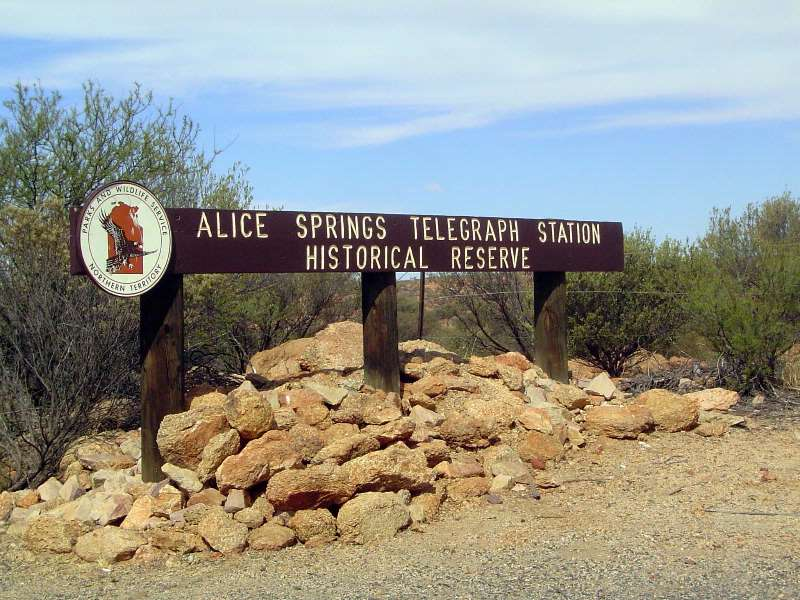 Australia's Northern Territory: Alice Springs picture 29