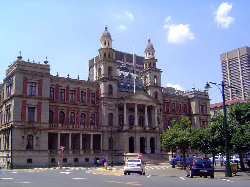 South Africa: Pretoria/Tshwane