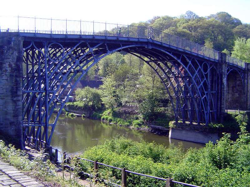 United Kingdom: Ironbridge picture 5