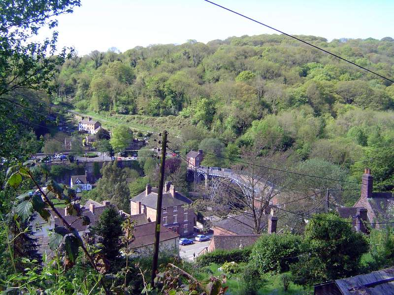 United Kingdom: Ironbridge picture 2