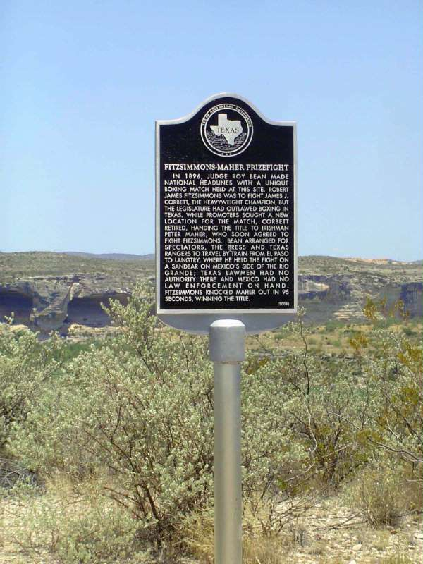 U.S.: West: Big Bend