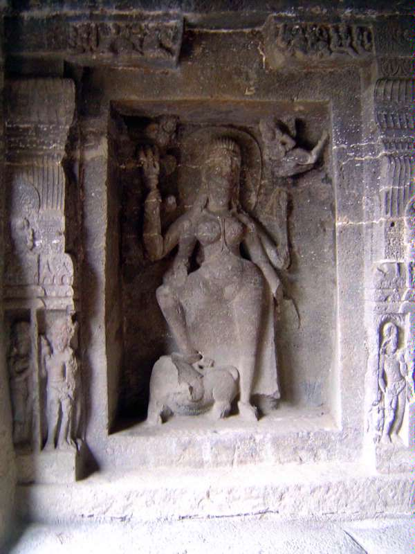 Peninsular India: Ellora (Hindu)