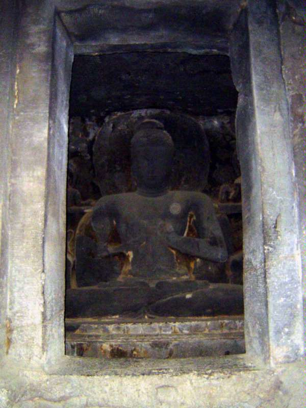 Peninsular India: Ellora (Buddhist) picture 7