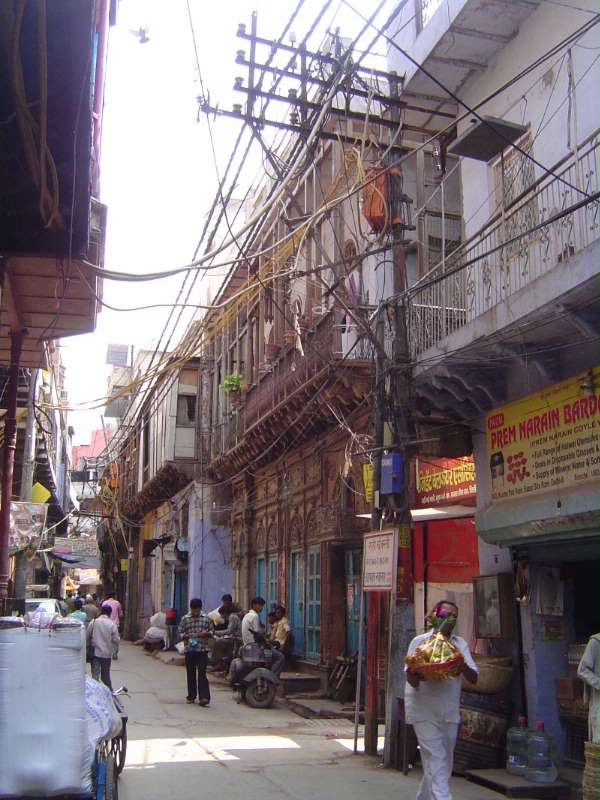 Northern India: Old Delhi (Shahjahanabad)