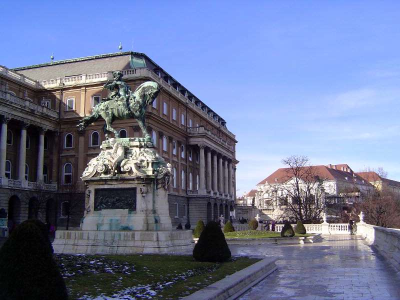 Hungary: Budapest's Castle District