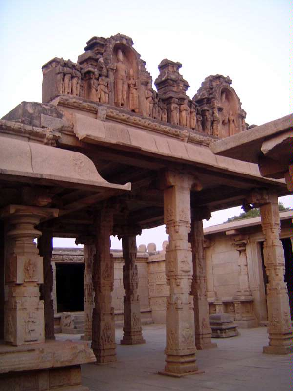 Peninsular India: Hampi Royal Center picture 39