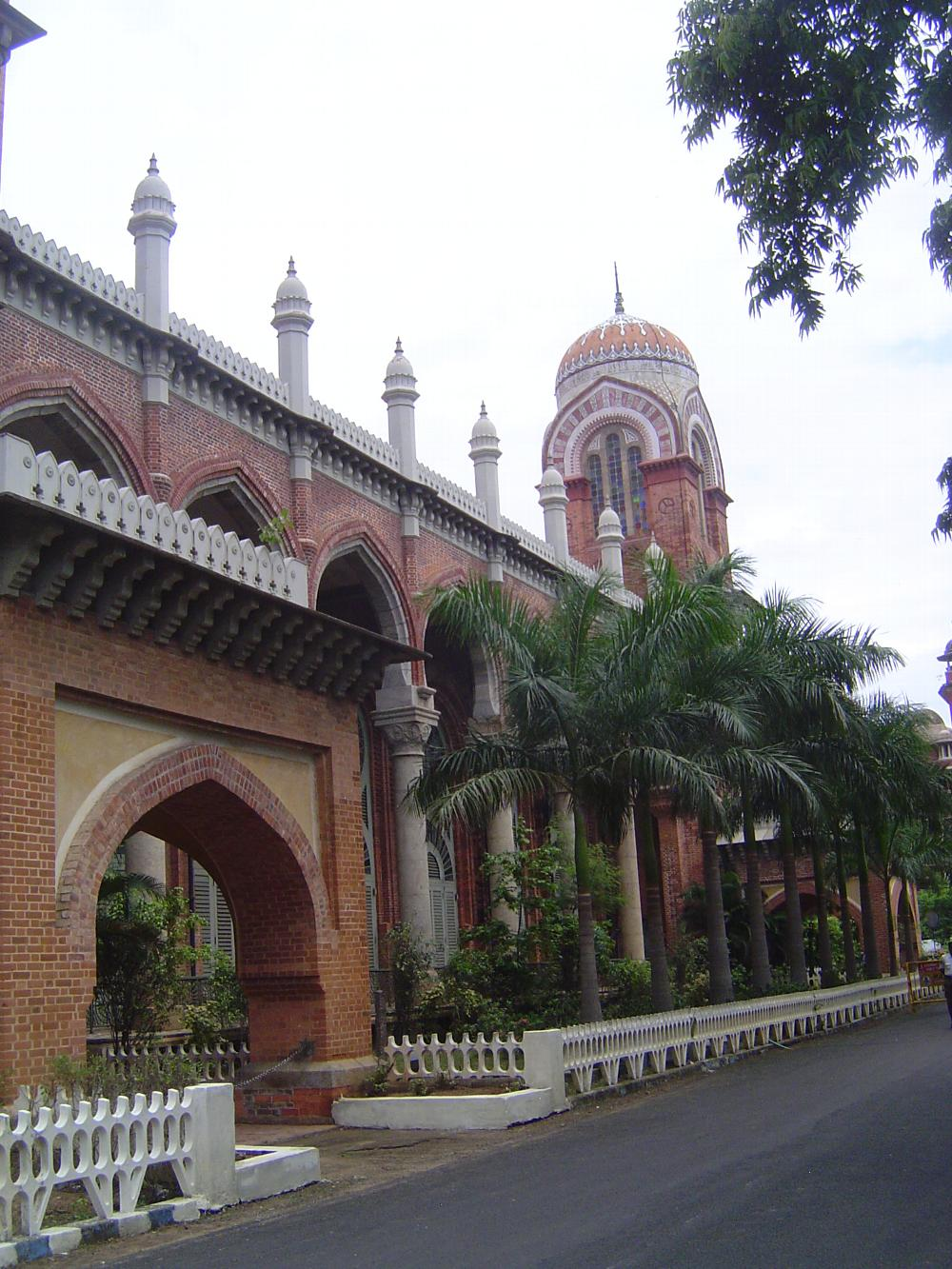 Peninsular India: Chennai / Madras 2: British Public Buildings picture 26