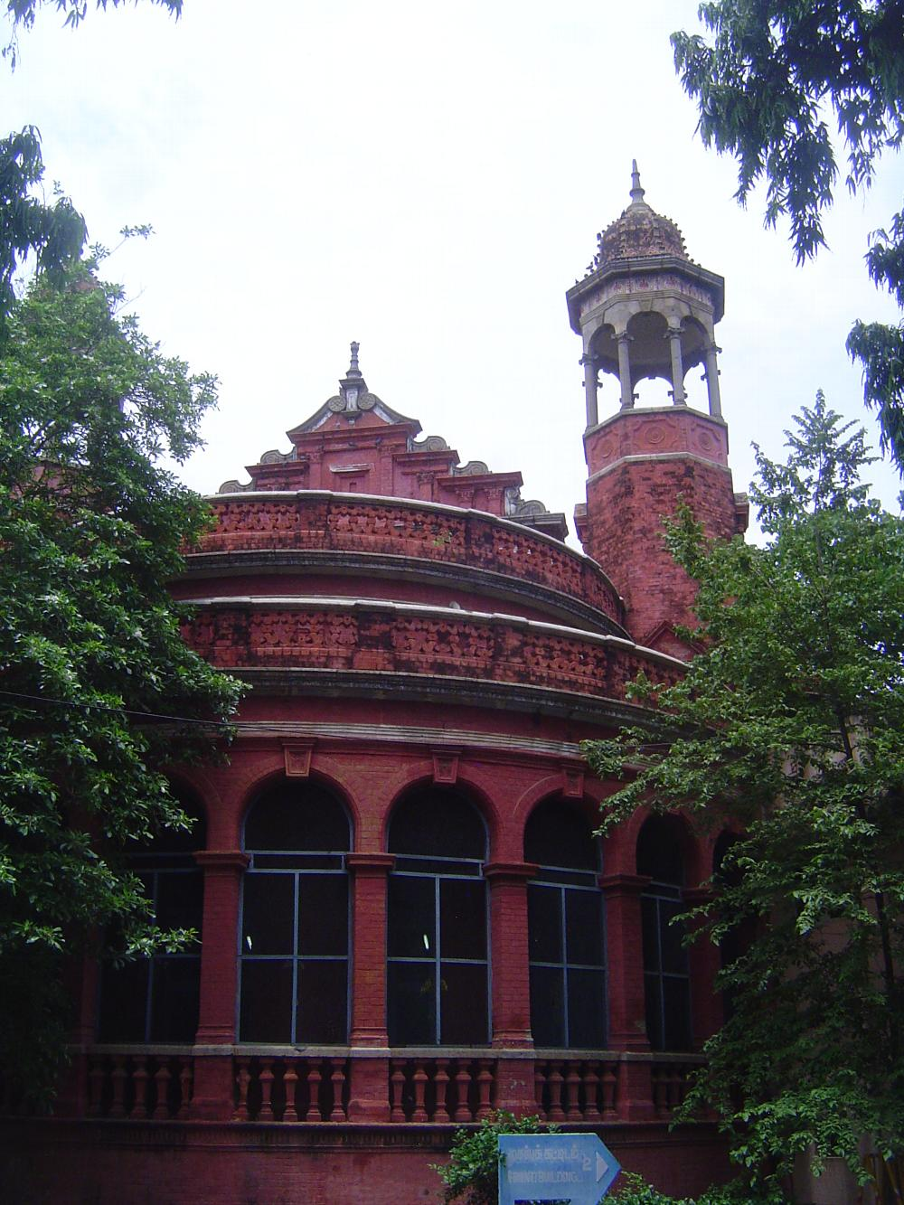Peninsular India: Chennai / Madras 2: British Public Buildings picture 16