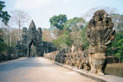 Cambodia (Angkor): The Periphery of Angkor Thom picture 1